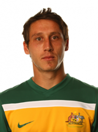 Mark Milligan photo