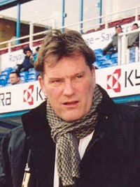 Glenn Hoddle photo
