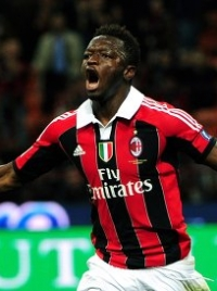 Sulley Muntari photo