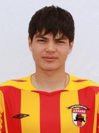 Arsen Khubulov photo