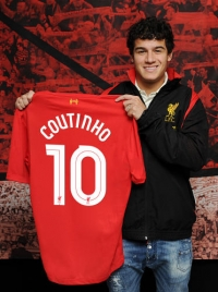 Philippe Coutinho photo