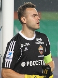 Igor Akinfeev photo
