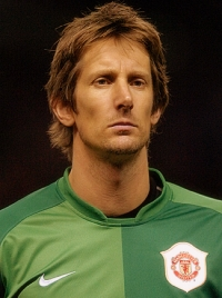 Edwin van der Sar photo