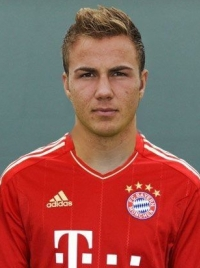 Mario Götze photo