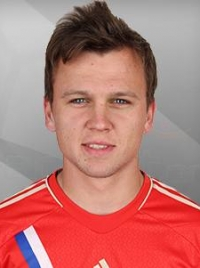 Denis Cheryshev photo