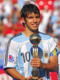 Sergio Agüero photo