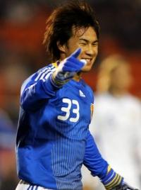 Shinji Okazaki photo