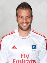 Rafael van der Vaart photo