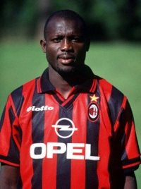George Weah photo
