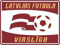 Flag of Latvian Higher League