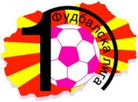 Flag of Macedonian First Football League