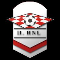 Flag of Croatian Second League