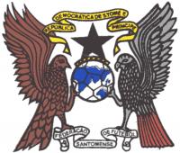Flag of São Tomé and Príncipe Championship