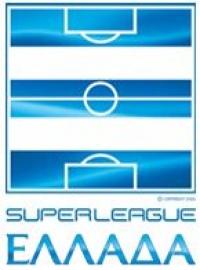 Flag of Greek Superleague