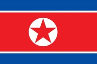 Flag of Korea DPR