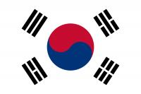 Flag of Korea Republic