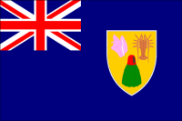 Flag of Turks and Caicos
